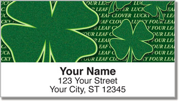 Get Lucky Address Labels
