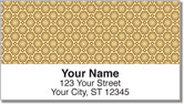 Purse Pattern Address Labels