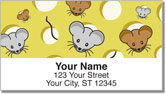 Mousey Address Labels