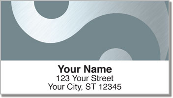 Yin Yang Address Labels
