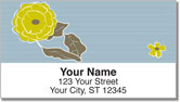 Big Blossom Address Labels