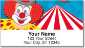 Circus Address Labels
