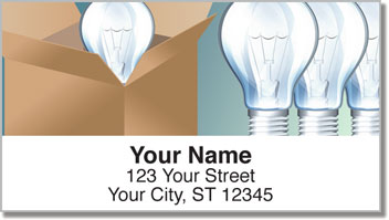 Outside the Box Address Labels