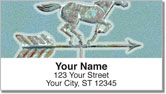 Weather Vane Address Labels