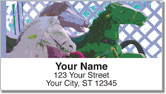 Riding Fun Address Labels