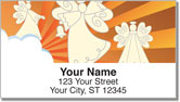 Angel Address Labels