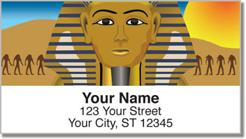 Egyptian Address Labels