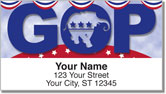 Republican Party Address Labels