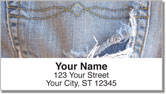 Favorite Jeans Address Labels