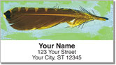 Feather Collection Address Labels