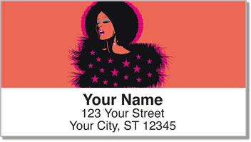 Soul Sister Address Labels