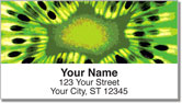 Fruit Slice Address Labels