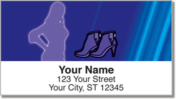 Attitude Address Labels