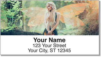 Magical Fairy Address Labels