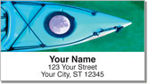 Bike & Paddle Address Labels