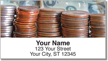 Cash Flow Address Labels