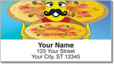 Party Chef Address Labels