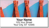 Carpenter's Rule Address Labels