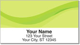 Gentle Wave Address Labels