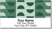 Semicircle Address Labels