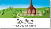 Church Address Labels