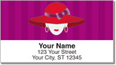 Red Hat Address Labels