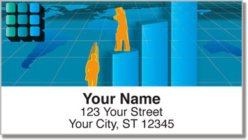 Business Executive Address Labels