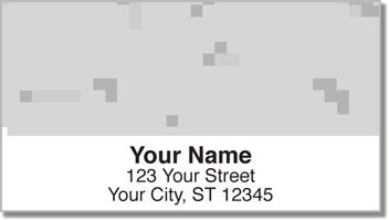 Pixelated Address Labels