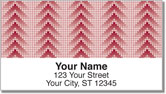 Pixel Pattern Address Labels