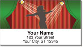 Center Stage Address Labels