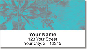 Snowflaked Address Labels