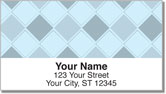 Almost Argyle Address Labels