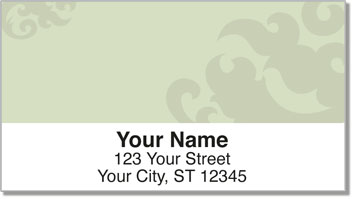Beige Beauty Address Labels
