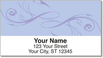 Artistic Tattoo Address Labels