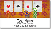 Casino Royal Address Labels