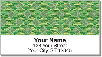 Patterns in Green Address Labels