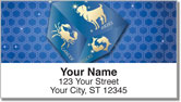 Astrology Address Labels