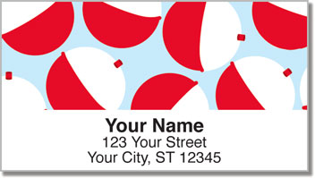 Big Bobber Address Labels