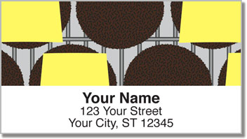 On the Grill Address Labels