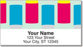 Summer Treat Address Labels