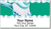 Dentist Address Labels