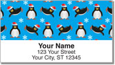 Holiday Fun Address Labels