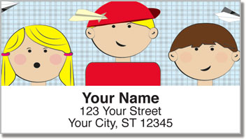 Best Friend Address Labels