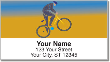 Extreme Sports Address Labels