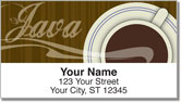 Java Love Address Labels