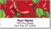 Juicy Fruit Address Labels