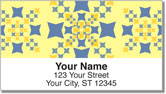 Polygon Pattern Address Labels