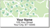 Star Sketch Address Labels