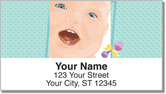Cute Baby Address Labels