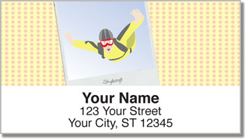 Summer Fun Address Labels